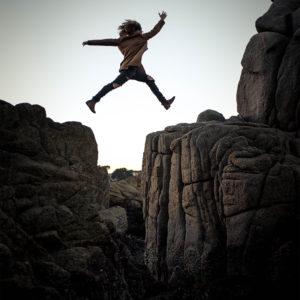 Dr. Christine Bielinski: Feel the Fear